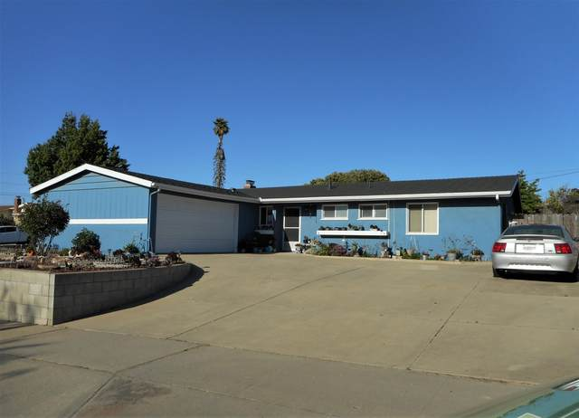 4206 Fernview St, Santa Maria, CA 93455 (MLS #20-2174) :: The Epstein Partners