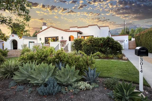 3014 Paseo Del Refugio, Santa Barbara, CA 93105 (MLS #20-2204) :: Chris Gregoire & Chad Beuoy Real Estate