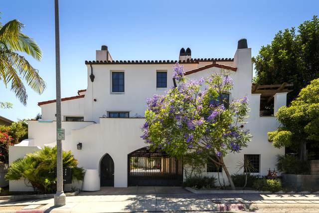 28 W Calle Crespis, Santa Barbara, CA 93105 (MLS #20-2210) :: The Epstein Partners