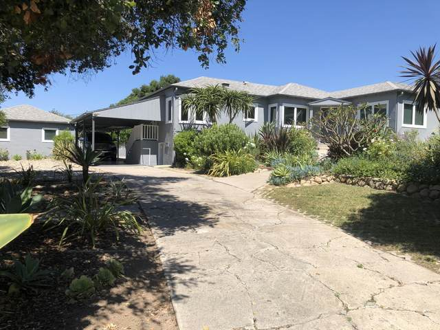 727 San Roque Rd, Santa Barbara, CA 93105 (MLS #20-2222) :: Chris Gregoire & Chad Beuoy Real Estate