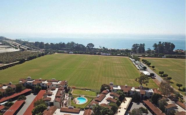 3375 Foothill Rd #423, Carpinteria, CA 93013 (MLS #20-2244) :: The Zia Group