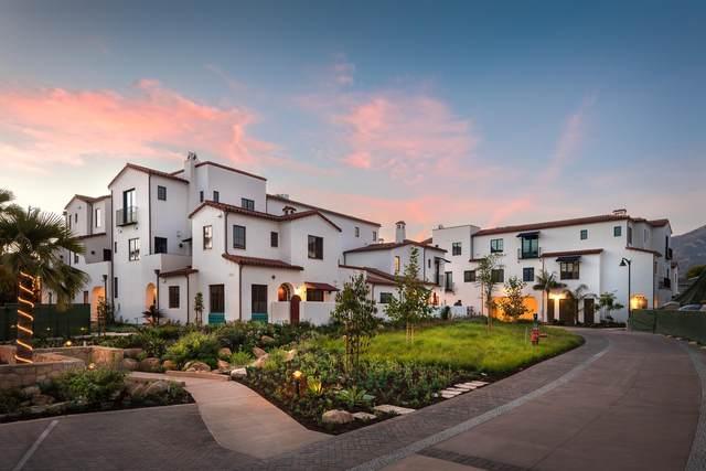 3736 State Street #317, Santa Barbara, CA 93105 (MLS #20-2250) :: Chris Gregoire & Chad Beuoy Real Estate