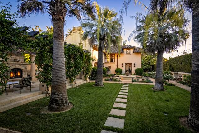2050 Garden St, Santa Barbara, CA 93105 (MLS #20-2253) :: The Zia Group