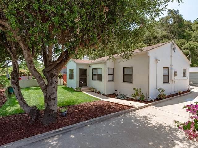 1401 W Valerio St, Santa Barbara, CA 93101 (MLS #20-2264) :: The Zia Group