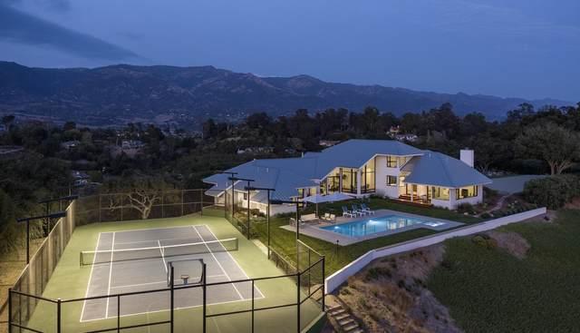 4558 Via Esperanza, Santa Barbara, CA 93110 (MLS #20-2281) :: The Zia Group