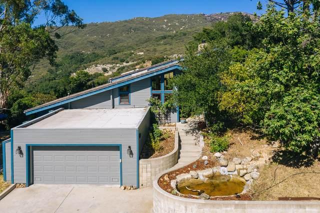 4808 Ogram, Santa Barbara, CA 93105 (MLS #20-2309) :: The Zia Group