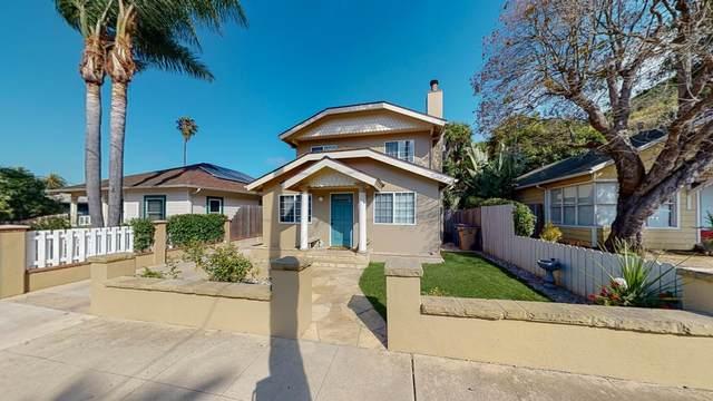637 W De La Guerra St, Santa Barbara, CA 93101 (MLS #20-2337) :: The Epstein Partners