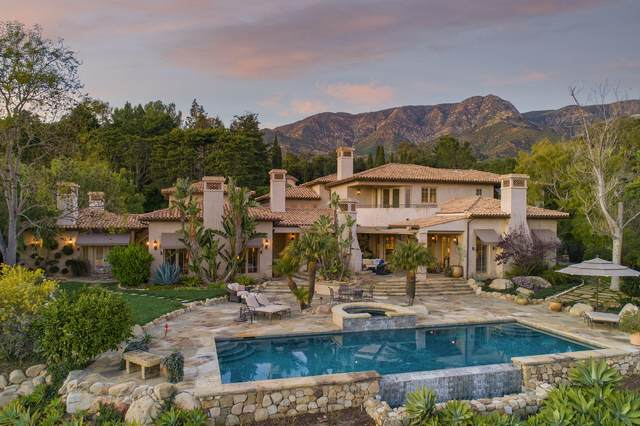 2838 E Valley Rd, Montecito, CA 93108 (MLS #20-2347) :: Chris Gregoire & Chad Beuoy Real Estate