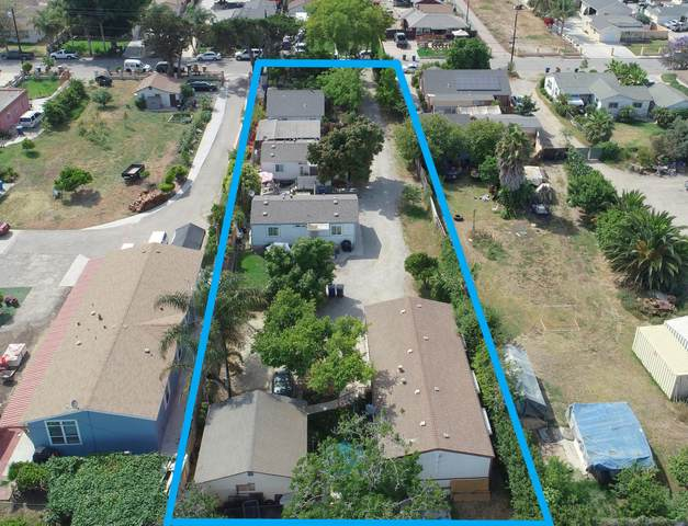 3662 Almond Dr, Oxnard, CA 93036 (MLS #20-2353) :: The Epstein Partners