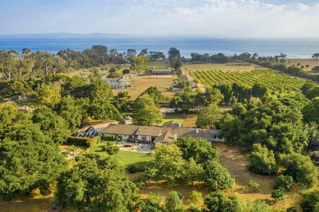 4646 Via Roblada, Santa Barbara, CA 93110 (MLS #20-2365) :: Chris Gregoire & Chad Beuoy Real Estate