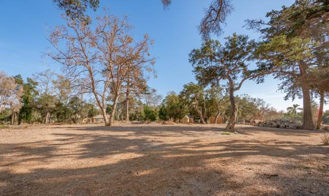 1701 E Valley Rd, Montecito, CA 93108 (MLS #20-237) :: Chris Gregoire & Chad Beuoy Real Estate