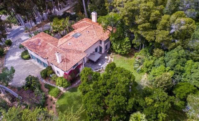 652 Park Ln, Montecito, CA 93108 (MLS #20-239) :: Chris Gregoire & Chad Beuoy Real Estate