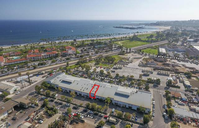 122 Powers Ave, Santa Barbara, CA 93103 (MLS #20-2394) :: The Zia Group