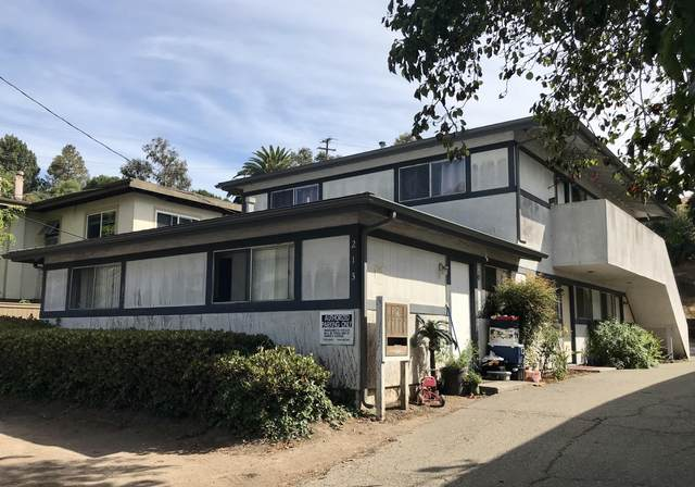 213 Ladera St, Santa Barbara, CA 93101 (MLS #20-2398) :: The Zia Group