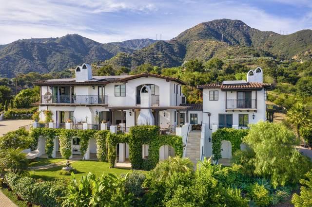 940 Coyote Rd, Santa Barbara, CA 93108 (#20-2404) :: SG Associates