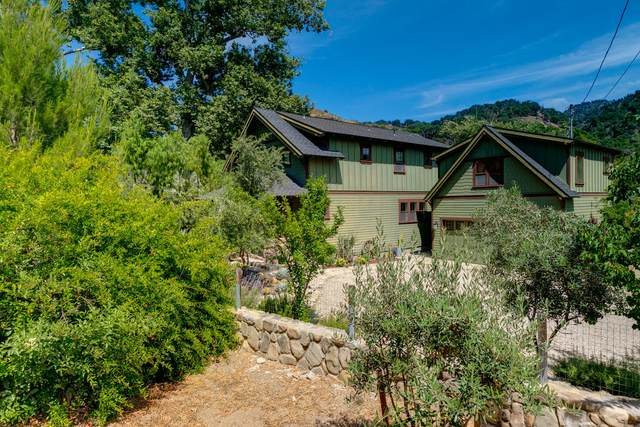 10864 Creek Rd, Ojai, CA 93023 (MLS #20-2408) :: The Zia Group