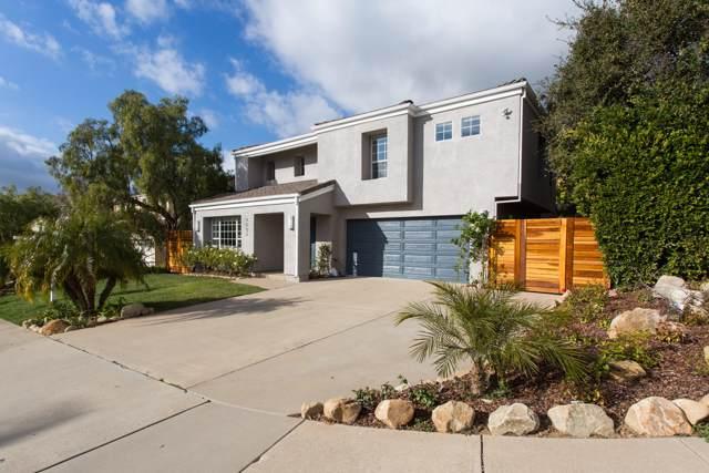 4002 Primavera Rd, Santa Barbara, CA 93110 (MLS #20-241) :: The Zia Group