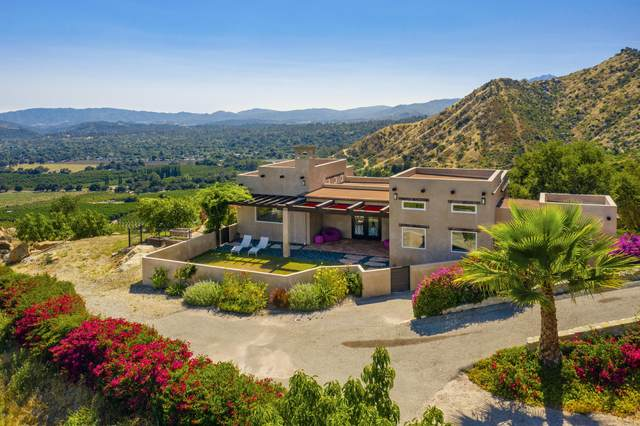 2000 Gridley Rd, Ojai, CA 93023 (MLS #20-2412) :: The Zia Group