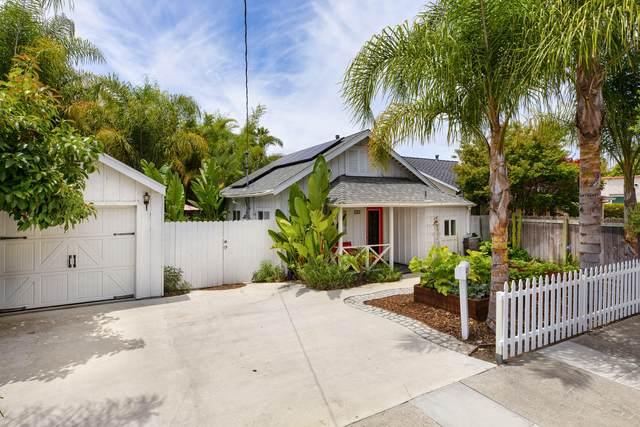 1721 Chino St, Santa Barbara, CA 93101 (MLS #20-2427) :: The Zia Group