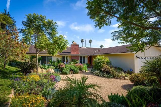 616 Calle Del Oro, Santa Barbara, CA 93109 (MLS #20-2428) :: The Zia Group
