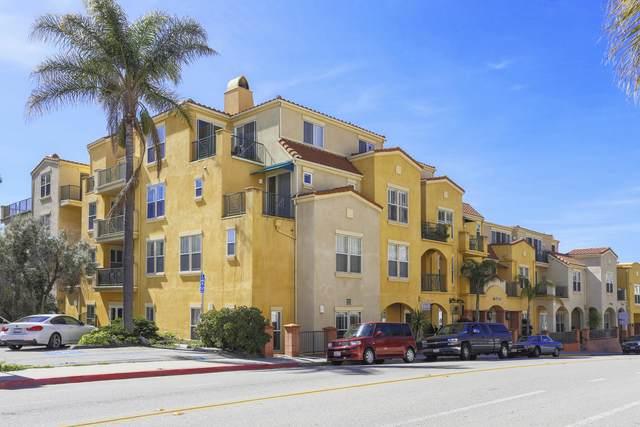 436 Poli St #406, Ventura, CA 93001 (MLS #20-2446) :: The Zia Group