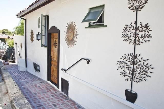801 De La Guerra Ter, Santa Barbara, CA  (MLS #20-2448) :: Chris Gregoire & Chad Beuoy Real Estate