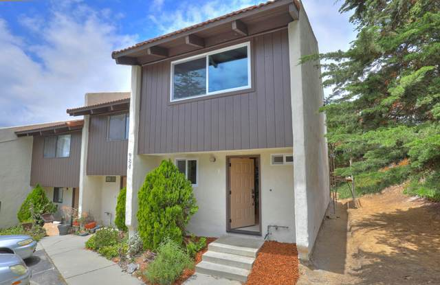 984 Miramonte Dr #1, Santa Barbara, CA 93109 (MLS #20-2451) :: The Zia Group