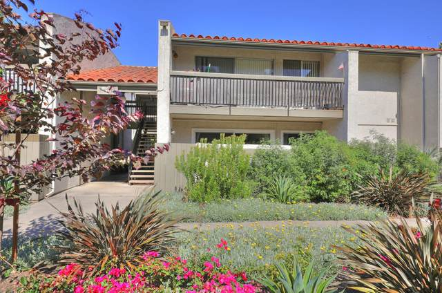 47 Dearborn Pl #19, Goleta, CA 93117 (MLS #20-2454) :: Chris Gregoire & Chad Beuoy Real Estate