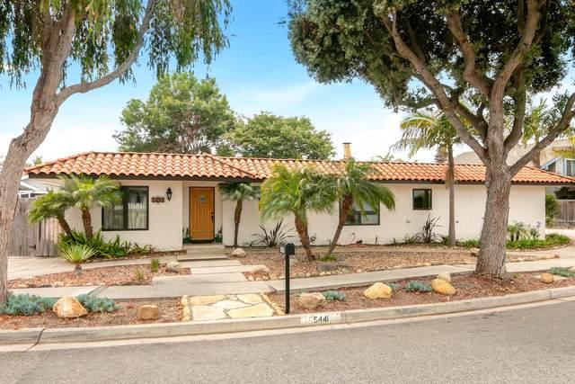 5441 Cameo Rd, Carpinteria, CA 93013 (MLS #20-2468) :: Chris Gregoire & Chad Beuoy Real Estate