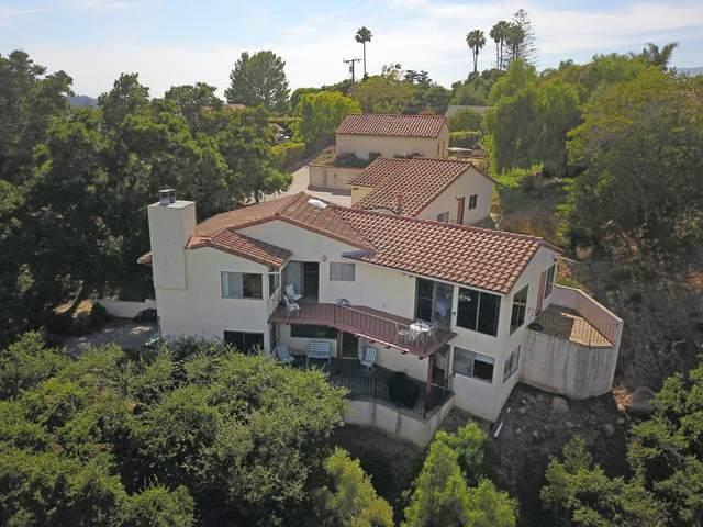 3489 Foothill Rd, Santa Barbara, CA 93105 (MLS #20-2472) :: The Zia Group