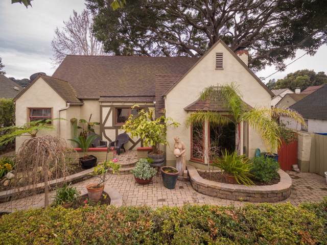 1825 Gillespie St, Santa Barbara, CA 93101 (MLS #20-249) :: The Zia Group