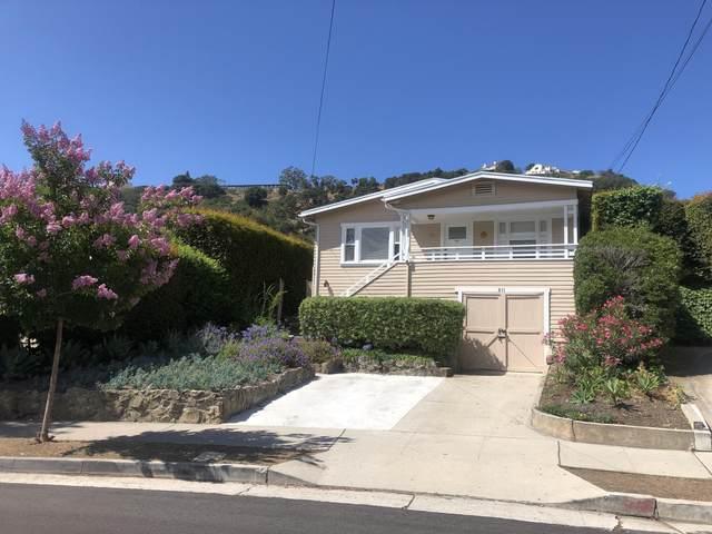 911 San Pascual St, Santa Barbara, CA 93101 (#20-2493) :: SG Associates