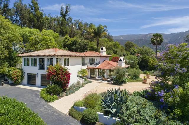455 Nicholas Ln, Santa Barbara, CA 93108 (MLS #20-2494) :: The Zia Group