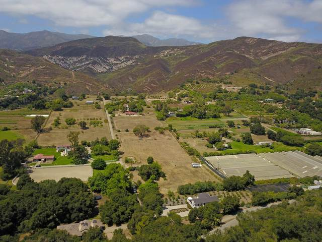 7170 Gobernador Canyon Rd, Carpinteria, CA 93013 (MLS #20-2496) :: Chris Gregoire & Chad Beuoy Real Estate