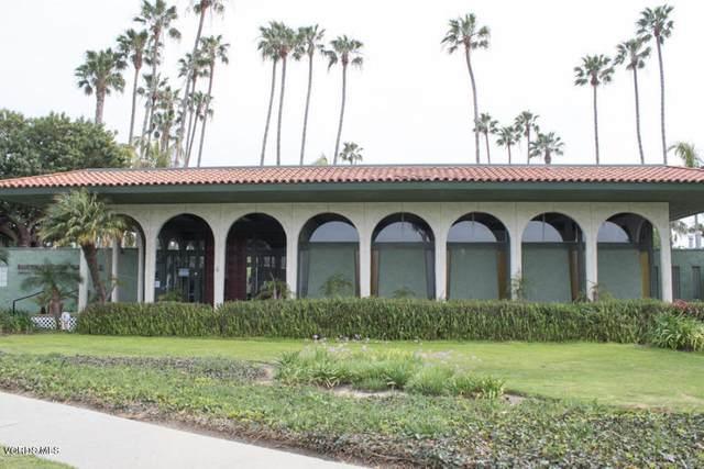 3700 Dean Drive #806, Ventura, CA 93003 (MLS #20-2502) :: The Zia Group