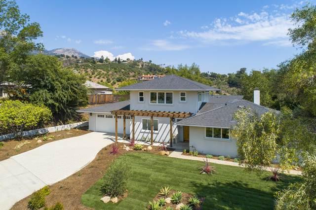 206 Northridge Rd, Santa Barbara, CA 93105 (MLS #20-2511) :: The Epstein Partners