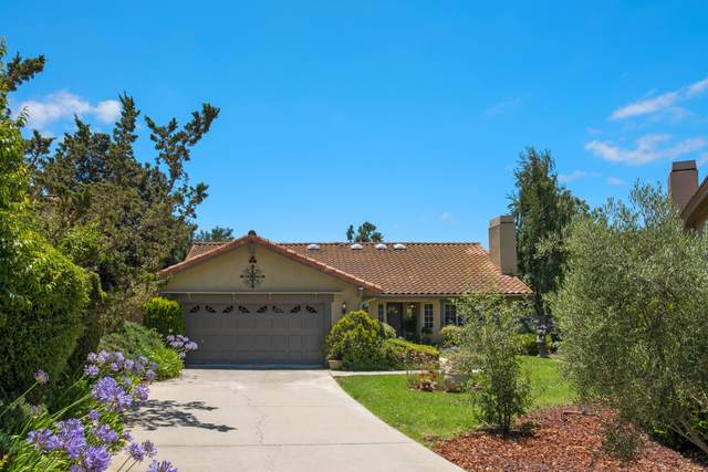 291 Oster Sted, Solvang, CA 93463 (MLS #20-2514) :: The Zia Group