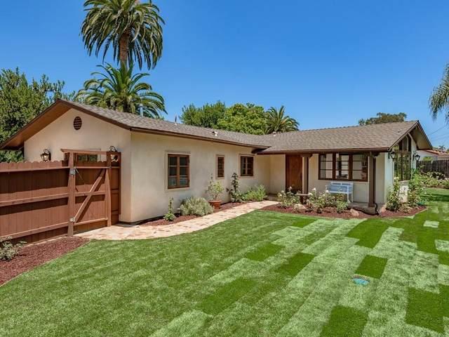 550 N La Cumbre Rd, Santa Barbara, CA 93110 (MLS #20-2528) :: Chris Gregoire & Chad Beuoy Real Estate