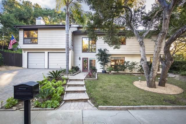 1545 Manitou Rd, Santa Barbara, CA 93105 (MLS #20-253) :: The Zia Group