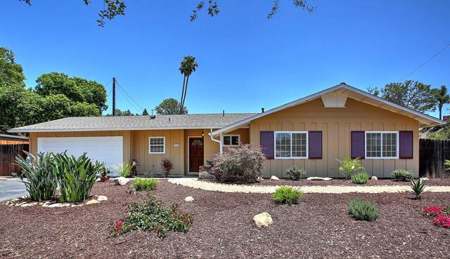 910 N San Marcos Rd, Santa Barbara, CA 93111 (MLS #20-2538) :: Chris Gregoire & Chad Beuoy Real Estate