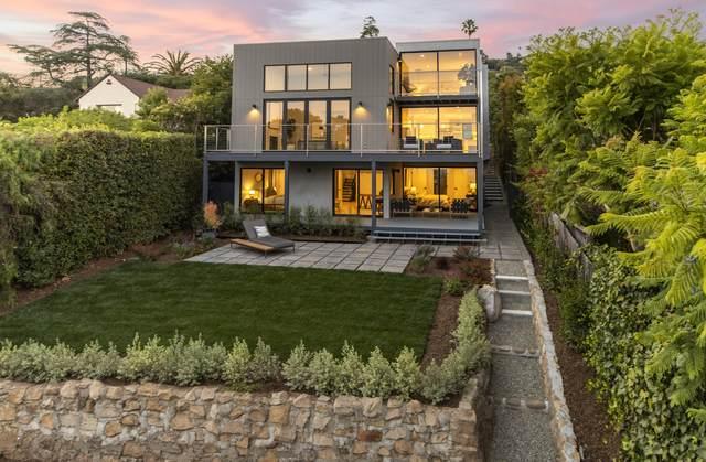 881 Paseo Ferrelo, Santa Barbara, CA 93103 (MLS #20-2550) :: The Epstein Partners