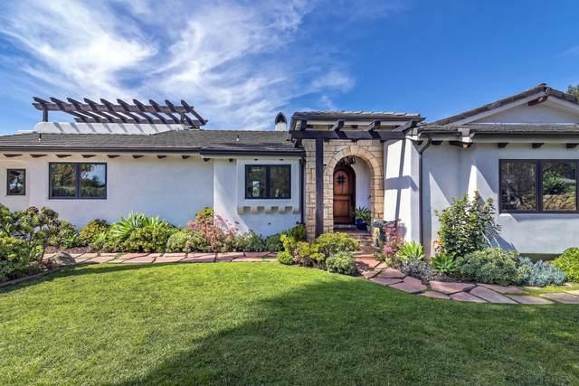 41 Northridge Rd, Santa Barbara, CA 93105 (MLS #20-2559) :: Chris Gregoire & Chad Beuoy Real Estate