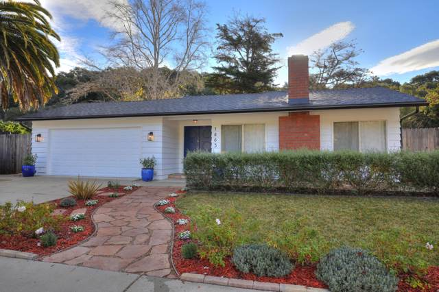 1463 Las Positas Place, Santa Barbara, CA 93105 (MLS #20-256) :: The Zia Group