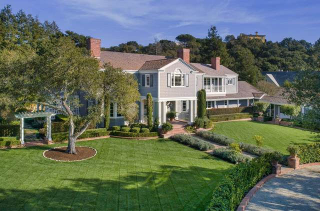 260 Penny Ln, Montecito, CA 93108 (MLS #20-2560) :: Chris Gregoire & Chad Beuoy Real Estate