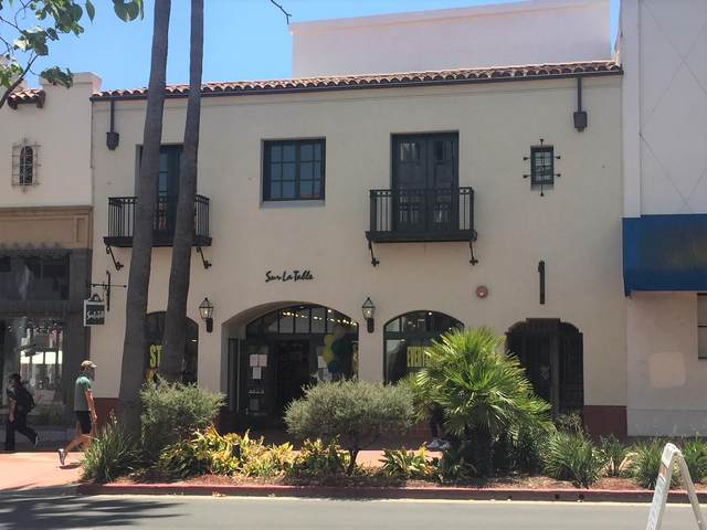 821 State St. Second Floor, Santa Barbara, CA 93101 (MLS #20-2569) :: The Zia Group