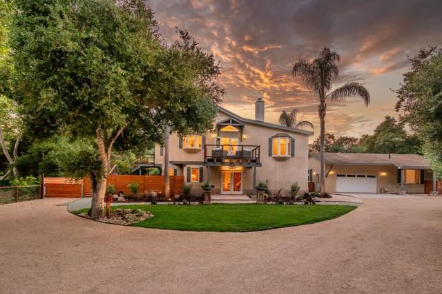 161 Loureyro Rd, Montecito, CA 93108 (MLS #20-2570) :: The Zia Group