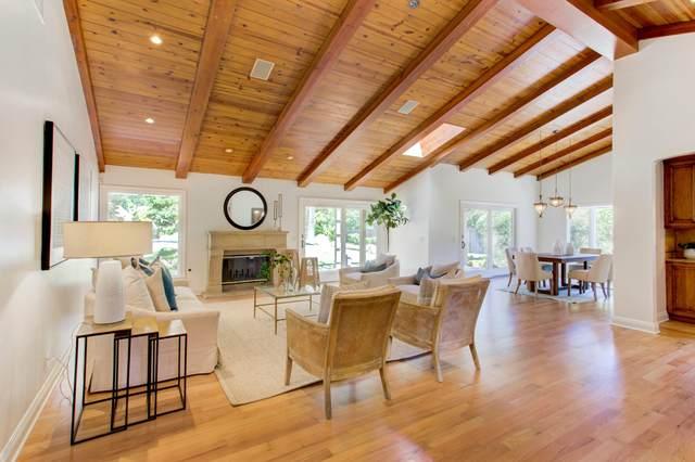 1514 Sinaloa Dr, Montecito, CA 93108 (MLS #20-2574) :: Chris Gregoire & Chad Beuoy Real Estate