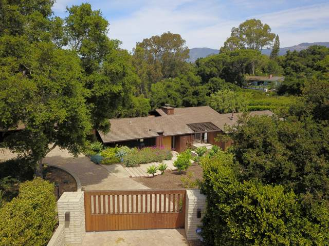 1299 Estrella Drive, Santa Barbara, CA 93110 (MLS #20-260) :: Chris Gregoire & Chad Beuoy Real Estate
