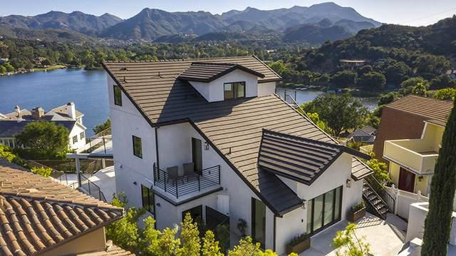 290 Lake Sherwood Dr, WESTLAKE VILLAGE, CA 91361 (MLS #20-2601) :: The Epstein Partners
