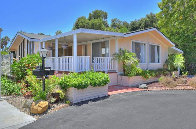 340 Old Mill Rd Spc 184, Santa Barbara, CA 93110 (MLS #20-2611) :: Chris Gregoire & Chad Beuoy Real Estate